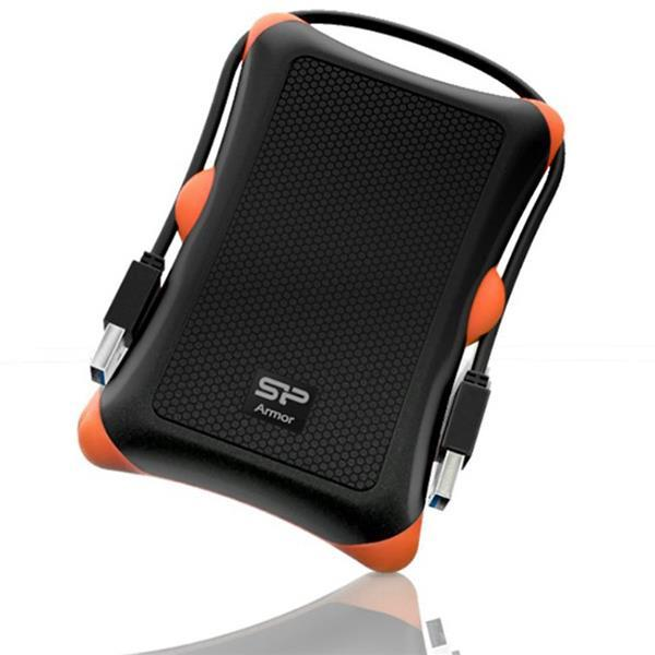 Home > Hard Drives > Portable Hard Drives > Silicon Power SP Rugged ...