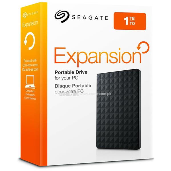 Seagate Expansion Tb Usb   Portable External Hard Drive
