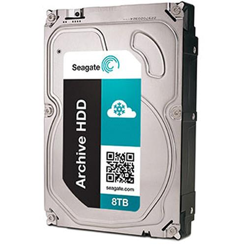 "Seagate Archive v2 8TB 5900 RPM 128MB Cache SATA 6.0Gb/s 3.5"" Internal Hard Drive Image"