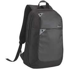 "Targus Intellect 15.6"" Laptop Backpack - Black/Grey TBB578EU"