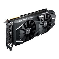 Asus DUAL-RTX2080-A8G GeForce RTX 2080 Advanced Edition Graphics Card, 8GB GDDR6