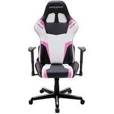 DXRacer Formula Series Computer Gaming Chair (Black/White/Pink) GC-F172-NP-L2