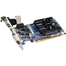 GIGABYTE GV-N210D3-1GI (rev. 6.0) GeForce 210 1GB 64-Bit DDR3 PCI Express 2.0 x16 Low Profile Ready