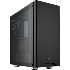 Corsair Carbide Series 275R Tempered Glass Mid-Tower Gaming Case — Black (CC-9011132-WW)