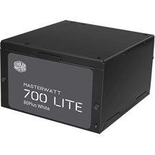 Cooler Master - MasterWatt Lite 230V 700W - Green Power Supply with ErP 2013 Certified