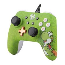 Nintendo Switch Wired Controller – Yoshi (Character Series)