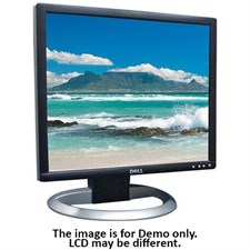 "Used 17"" LCD Monitor Dell"