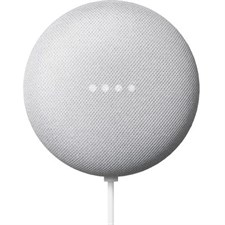 Google Nest Mini (Chalk, 2nd Generation) GA00638-US