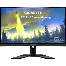 "Gigabyte G27FC 27"" Curved 165Hz Adaptive-Sync VA FHD 1ms Gaming Monitor"