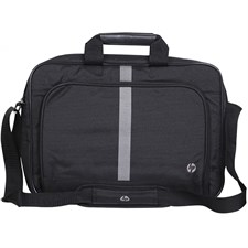 HP 15.6 Black/Gray Plume Carrying Case L1Z78LA