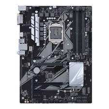 Asus PRIME Z370-P Intel LGA 1151 (300 Series) Motherboard, For 8th Gen Intel Core Processors