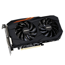 Gigabyte GV-RX580AORUS-8GD AORUS Radeon™ RX580 8GB Video Graphics Card