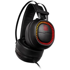 Tt eSports Shock Pro RGB Analog Stereo Gaming Headset - HT-HSE-ANECBK-23