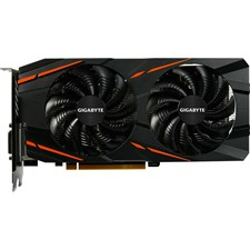 Gigabyte Radeon RX 570 GAMING 4G MI GV-RX570GAMING-4GD-MI Video Graphics Card (Used)