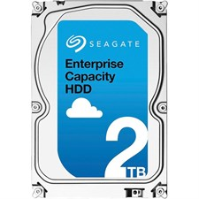 Seagate HDD ST2000NM0045 2TB SAS 12Gb/s Enterprise 3.5 inch 512n Internal Hard Drive