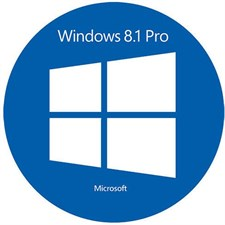Microsoft Windows 8.1 Professional  x64 English Intl 1 Pack DSP OEI DVD (PC) - FQC-06949