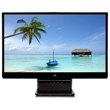 "ViewSonic VX2770Sml-LED Black 27"" 7ms IPS-Panel MHL 2.0 connection Dual HDMI Full HD 1080p Widescreen LED Monitor Frameless design with touch keys Built-in Speakers"