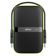 Silicon Power Armor A60 2TB USB 3.1 Shockproof and Water-Resistant Portable Hard Drive