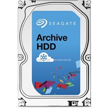 "Seagate Archive HDD v2 ST6000AS0002 6TB 5900 RPM 128MB Cache SATA 6.0Gb/s 3.5"" Internal Hard Drive – Bare Drive"