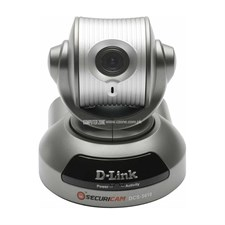 D-Link DCS-5610 640 x 480 MAX Resolution RJ45 Pan/Tilt/Zoom PoE Network Camera