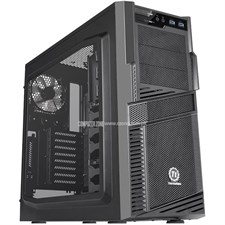 Thermaltake Commander G42 Black ATX Mid Tower Gaming Computer Case (CA-1B5-00M1WN-00)