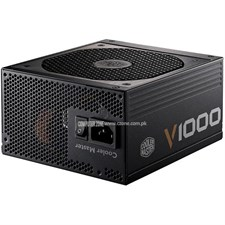 Cooler Master V1000 V Series Fully Modular 80 PLUS Gold Certified 1000W Power Supply - RS-A00-AFBA-G1
