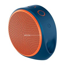 Logitech X100 Mobile Wireless Speaker (Orange) 984-000371