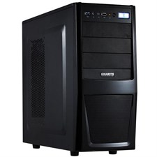 Gigabyte IF 233 ZIF 238R Mid Tower Computer Case (Black)