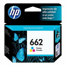 HP 662 Tri-color Original Ink Advantage Cartridge (CZ104AL)