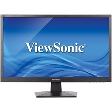 "ViewSonic VA2407h 24"" (23.6"" viewable) Full HD LED Monitor"