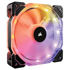Corsair HD120 RGB LED High Performance 120mm PWM Fan - CO-9050065-WW