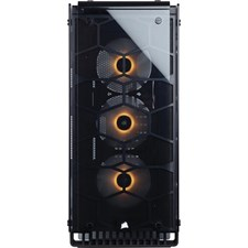 Corsair Crystal Series 570X RGB ATX Mid-Tower Case - CC-9011098-WW