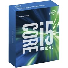 Intel Core i5-7600K Kaby Lake Unlocked Processor (6M Cache, up to 4.20 GHz) SR32V