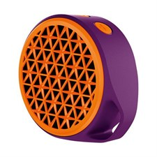 Logitech X50 Mobile Wireless Bluetooth Speaker - Orange / Purple - 980-001089