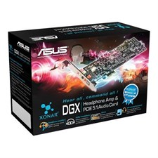 Asus Xonar DGX PCI Express 5.1-Channel Gaming Sound Card
