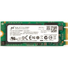 Micron M600 256GB SATA M.2 2260 Double Sided SSD (Open Box)