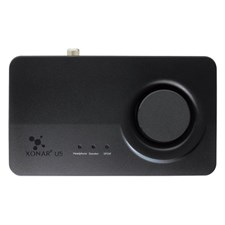 Asus Xonar U5 5.1 USB Sound Card and Headphone Amplifier