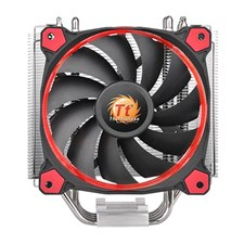 Thermaltake Riing Silent 12 CPU Cooler Red - CL-P022-AL12RE-A