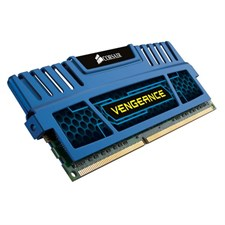 Corsair Vengeance® — 8GB DDR3 Memory Kit (CMZ8GX3M1A1600C10B)