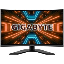 "Gigabyte G32QC Gaming Monitor 31.5"" VA Curved QHD 1ms 165Hz"