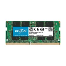 Crucial 8GB DDR4 2133 SODIMM, Laptop Memory, CT8G4SFD8213