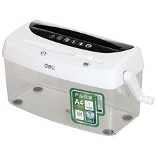 Deli 9935 Manual Paper Shredder
