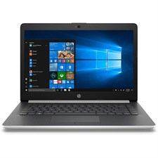 "HP Notebook - 14-CK0061ST - Intel Pentium Silver N5000, 8GB, 500GB HDD, 14"" HD, Windows 10 (Open Box)"