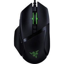Razer Basilisk V2 Wired Gaming Mouse with 11 Programmable Buttons, RZ01-03160100-R3M1