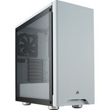 Corsair Carbide Series 275R Tempered Glass Mid-Tower Gaming Case White CC-9011133-WW