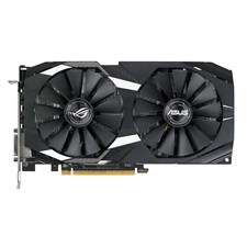 Asus DUAL-RX580-O8G Radeon RX 580 8GB Dual-fan OC Edition AMD Graphics Card