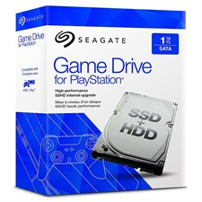 "Seagate 1TB Game Drive 2.5"" SATA 6Gb/s SSHD for PlayStation (STBD1000101)"