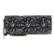 ASUS GeForce® GTX 1080 8GB Advanced Edition Gaming Graphics Card - ROG-STRIX-GTX1080-A8G-11GBPS