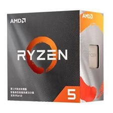 AMD Ryzen 5 3500X Socket AM4 Desktop Processor (Unlocked)