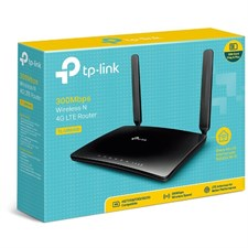 TP-Link TL-MR6400 - 300Mbps Wireless N 4G LTE Router